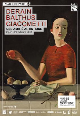 Image for Derain, Balthus, Giacometti