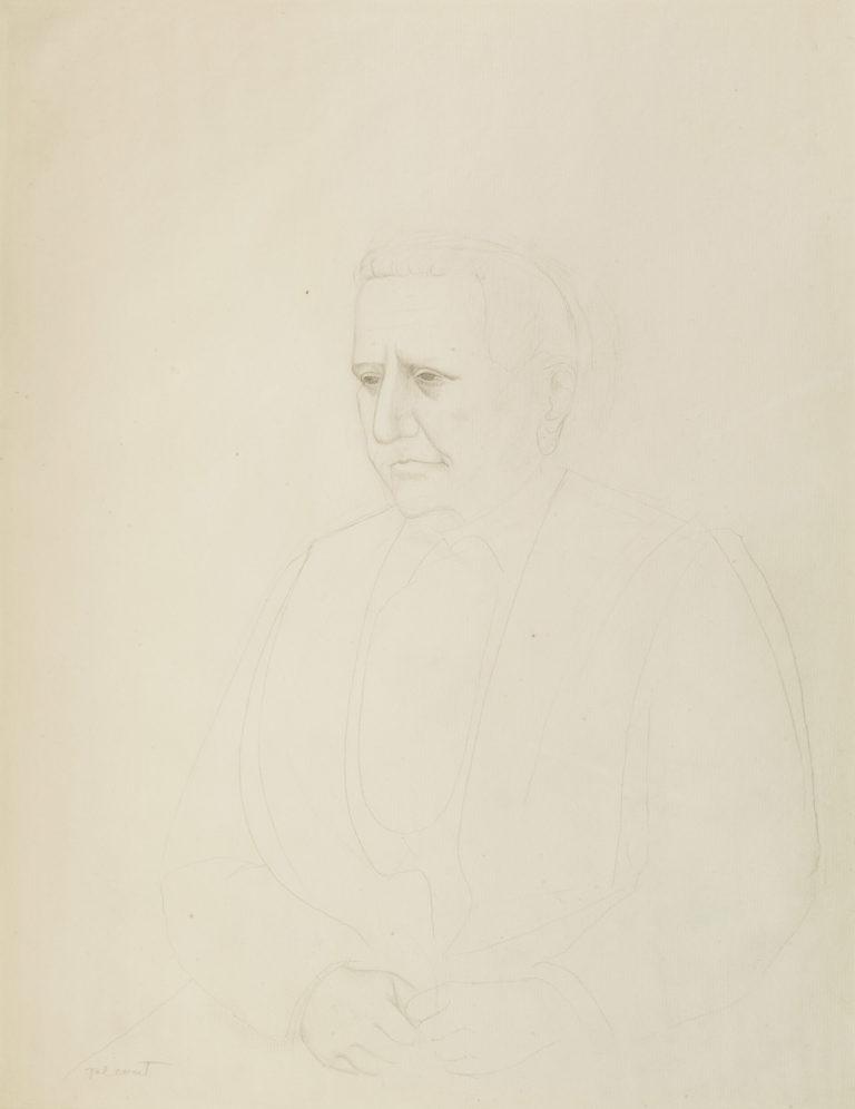 Gertrude Stein portrait