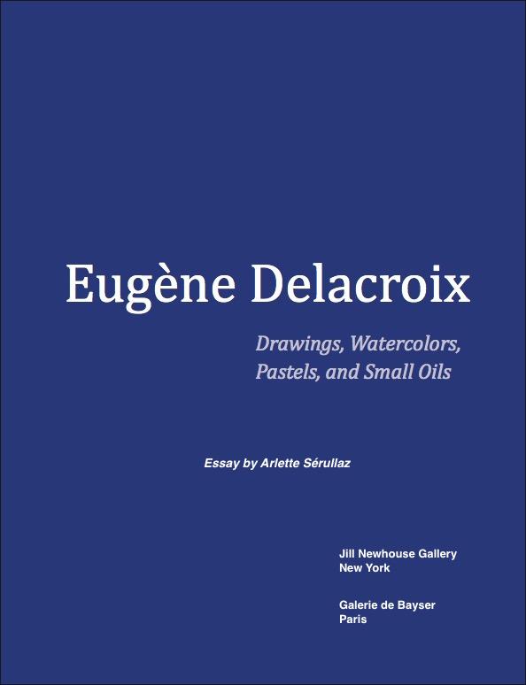 Image for Eugène Delacroix