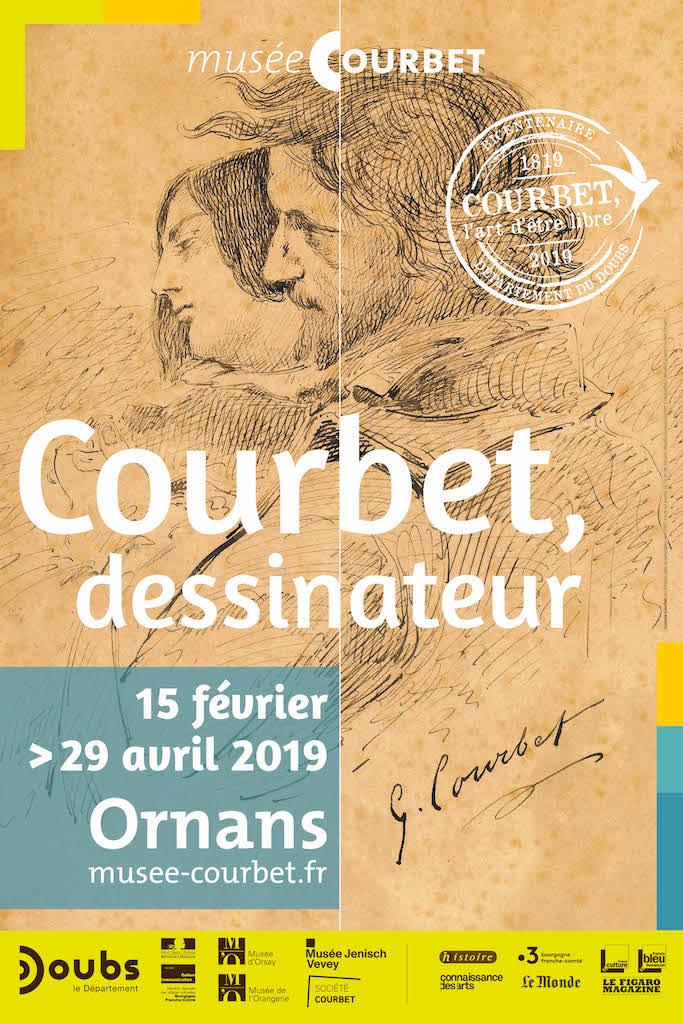 Image for Courbet, dessinateur