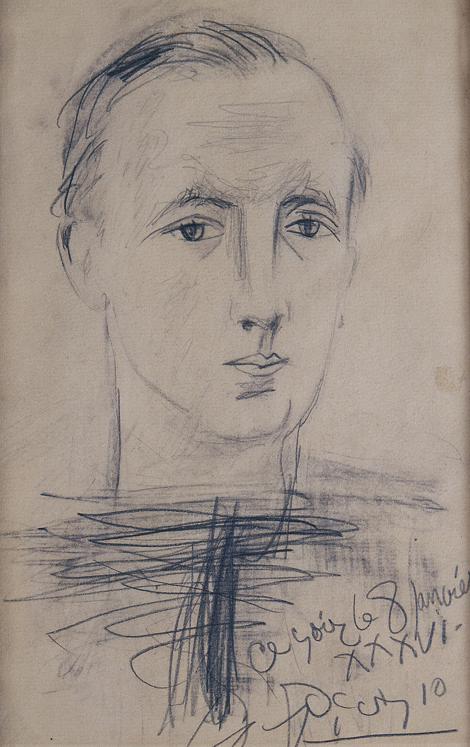 Image for Pablo Picasso, Paul Eluard