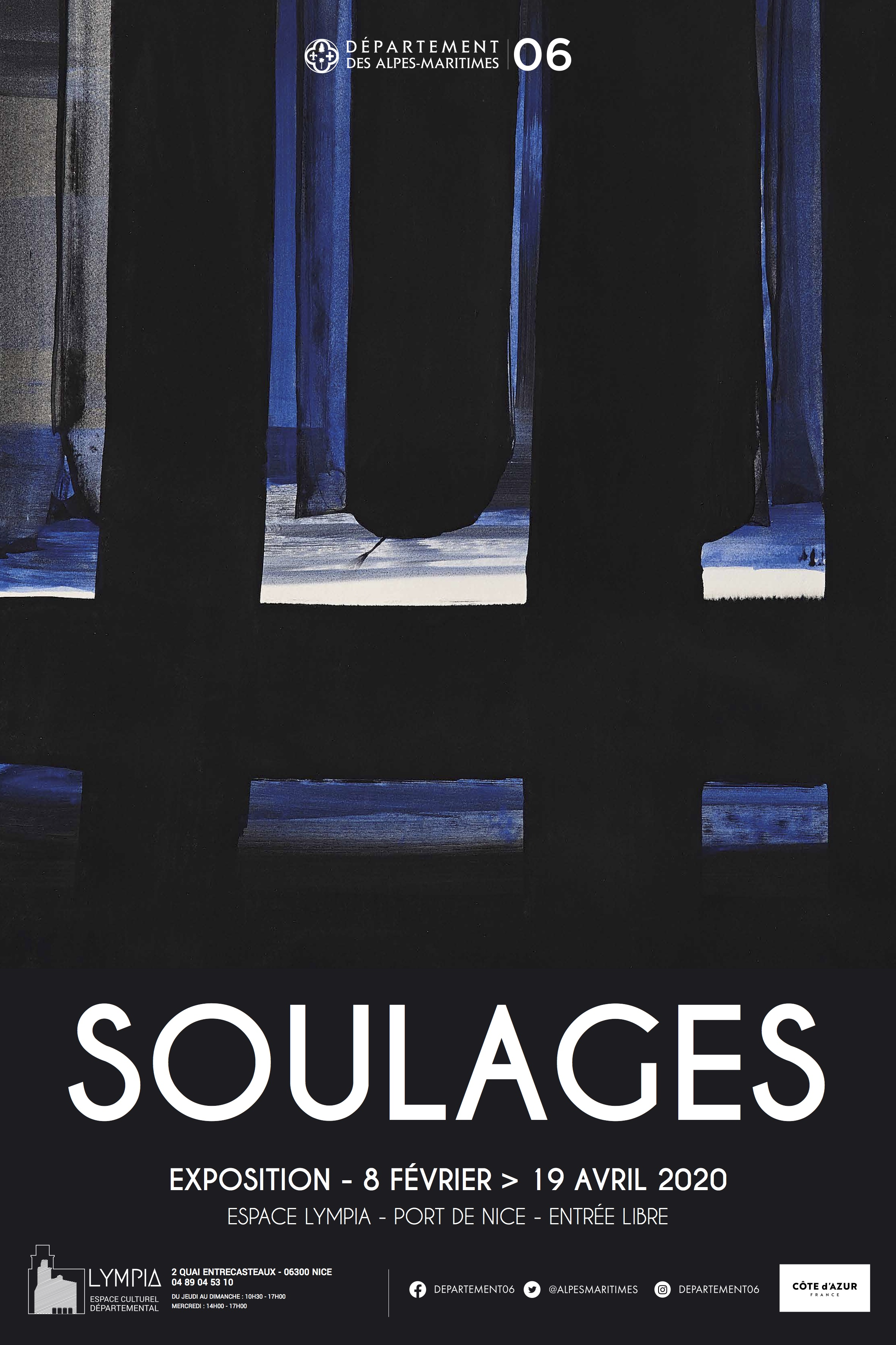 Image for Pierre Soulages