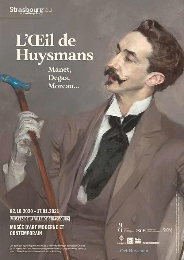 Image for L'œil de Huysmans
